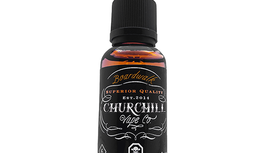 CHURCHHILL E LIQUID