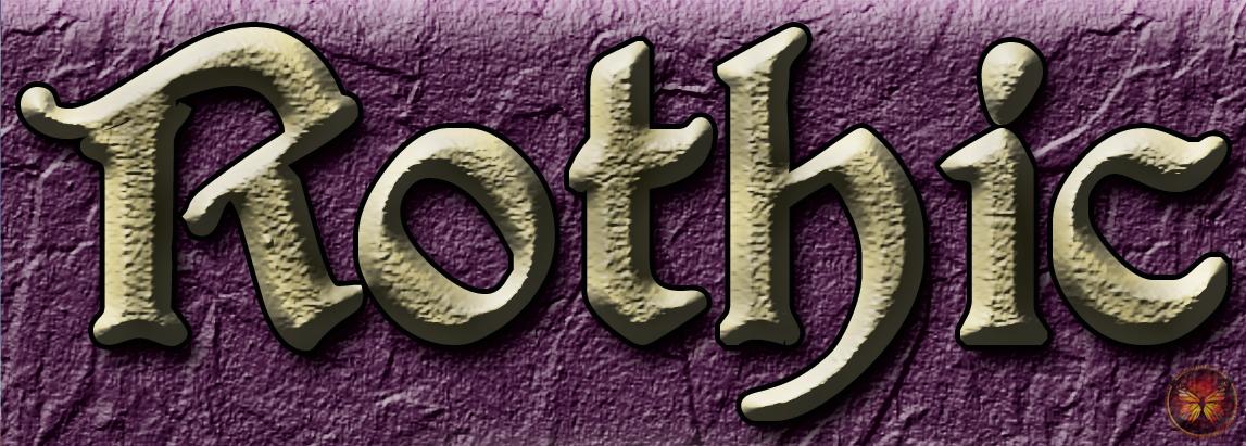 Rothic Logo
