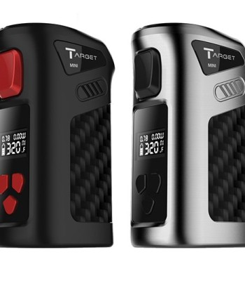 Vaporesso-Target-Mini-Black-and-Silver-Box-Mods