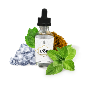 L'OR - 60ml Full Glass Bottle (&Mint wo Background)