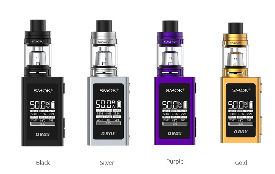 Smoktech Qbox
