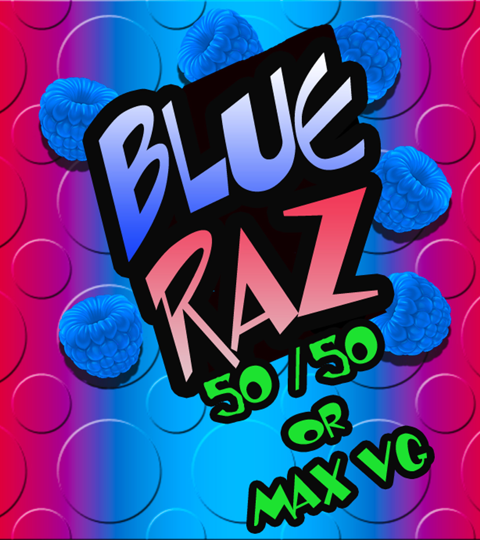 Blue Raz Ejuice | One Stop Vape Shop