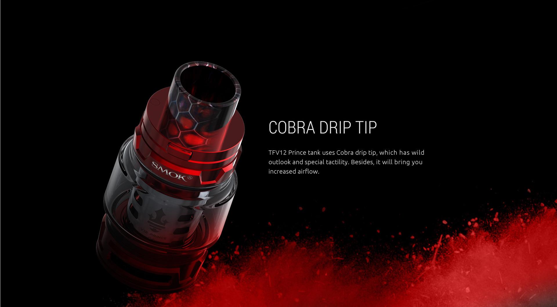 Cobra Drip Tip