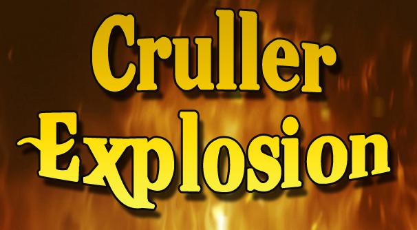 Cruller-explosion-logo