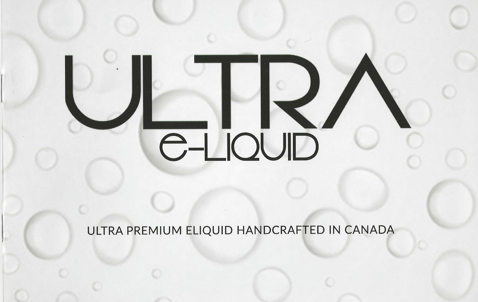 Ultra E-Liquid