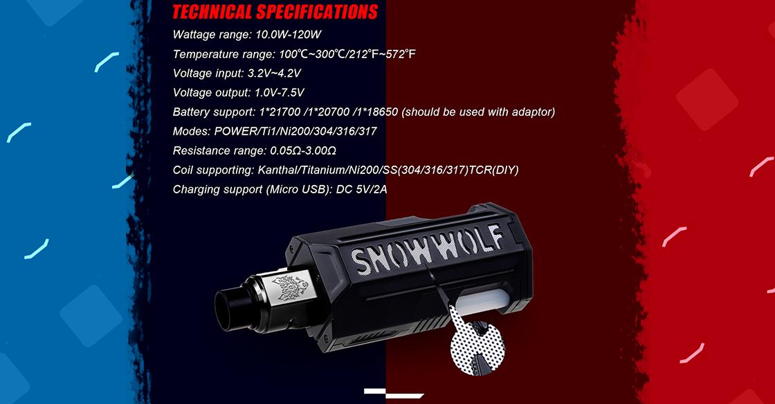 Snowolf 3