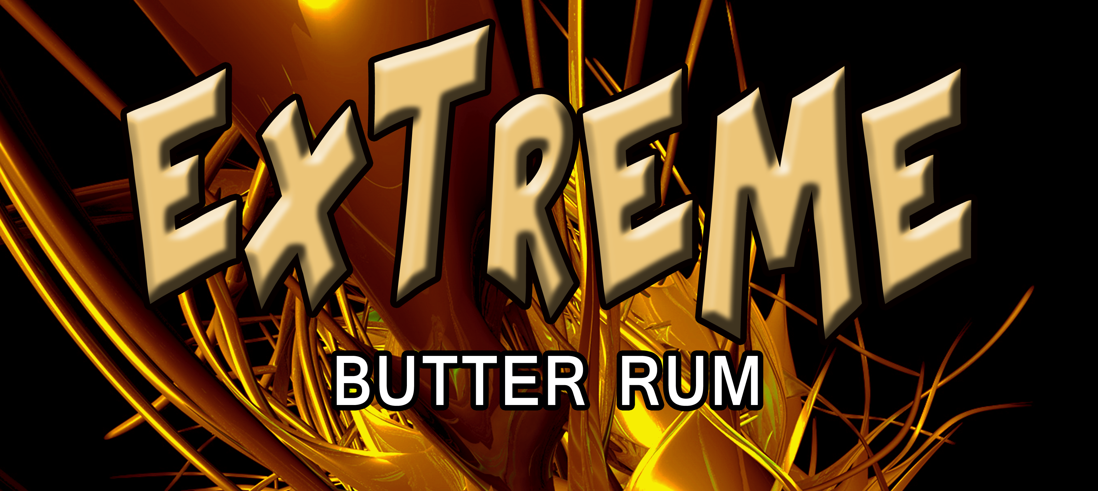 Extreme Butter Rum