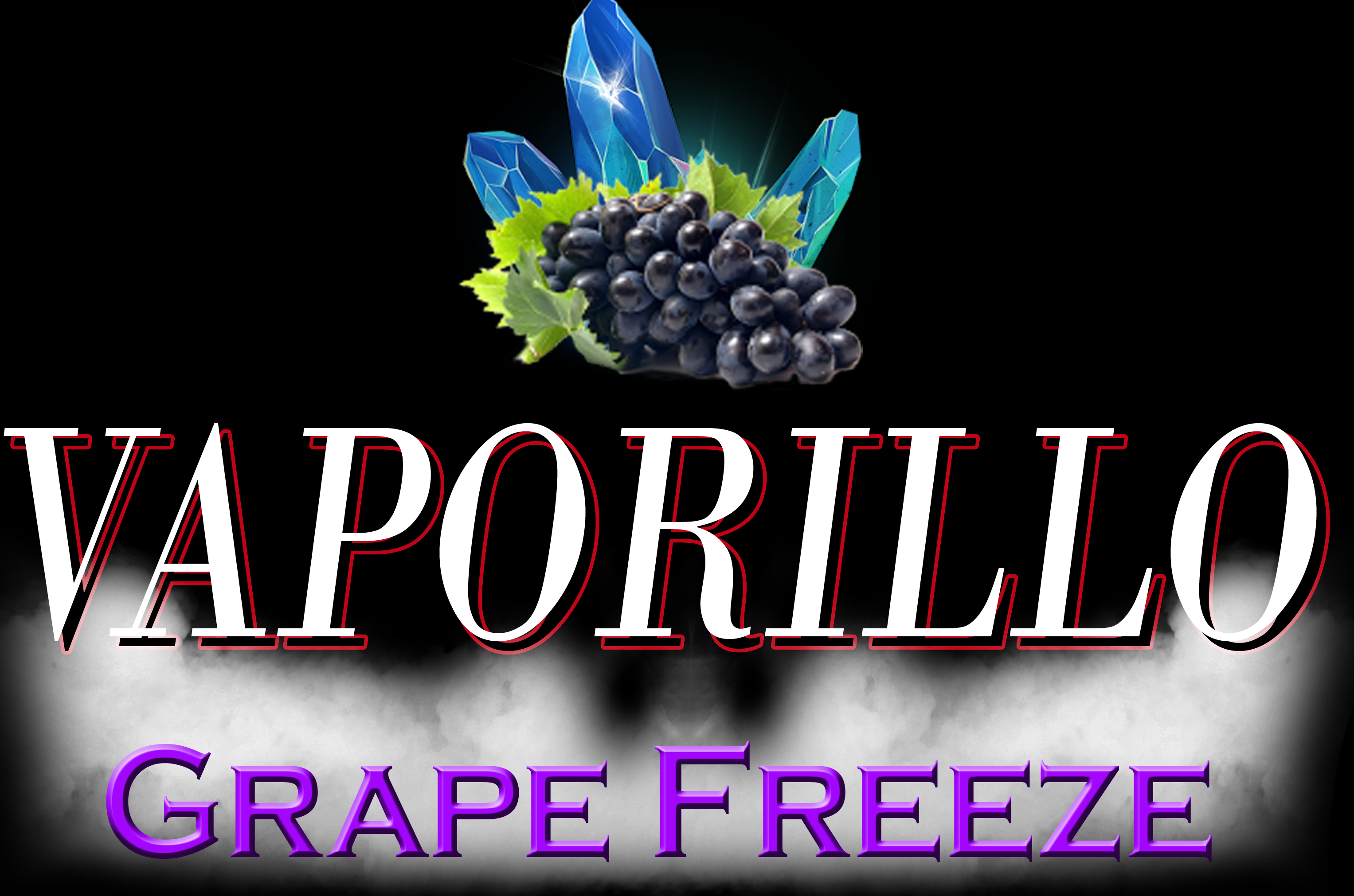 Grape Freeze Vaporillo